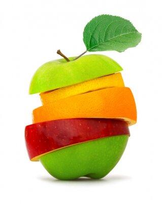 Plakát Ovocné řezy
