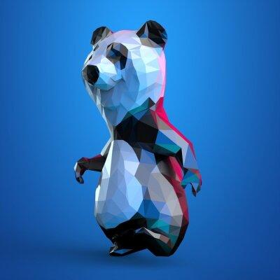 Plakát panda