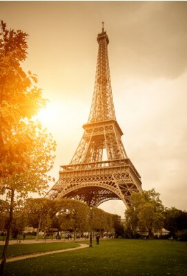 Plakát Paříž