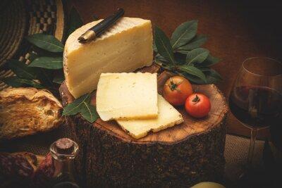 Plakát Pecorino, formaggio di latte di Pecora