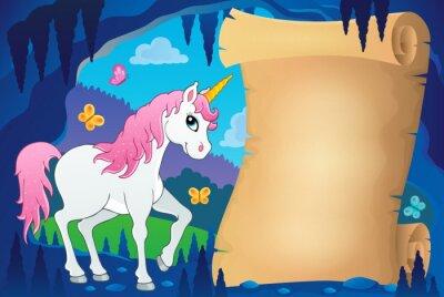 Plakát Pergamen v pohádkové jeskyni obrázek 7