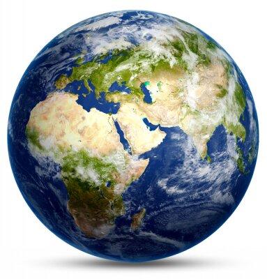 Plakát Planet World