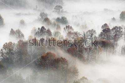 Plakát Podzimní krajina, Itálie