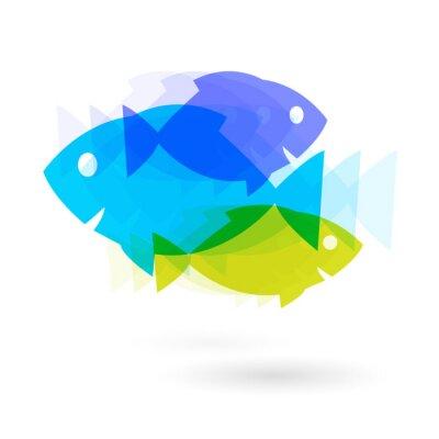 Plakát poissons