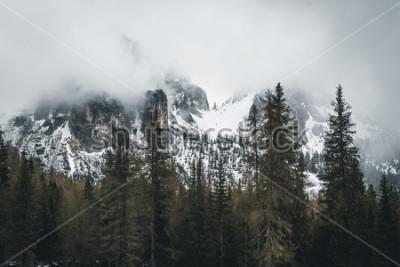 Plakát Příroda v Dolomitech, Itálie