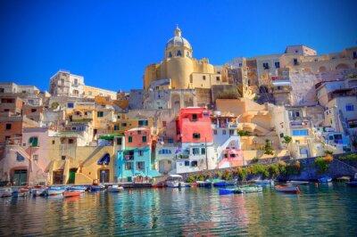 Plakát Procida, Neapol - Italia
