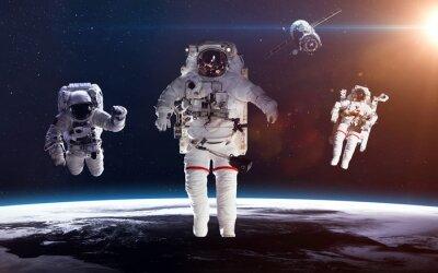 Plakát Prvky tohoto obrázku zařízený NASA