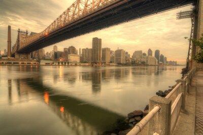 Plakát Queensboro Bridge