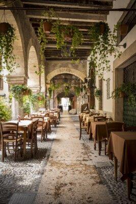 Plakát Restaurace ve Veroně