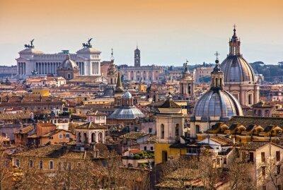 Plakát Řím