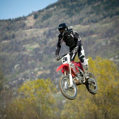 Plakát salto con moto