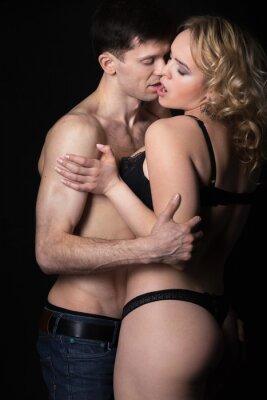 Plakát Sensual pleasure