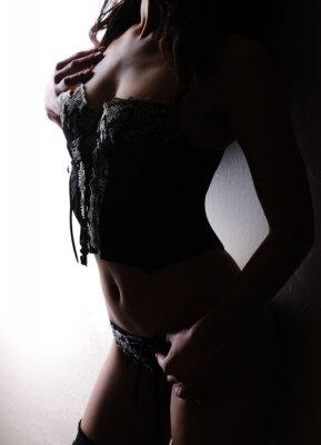 Plakát Sexy Silhouette Živůtek