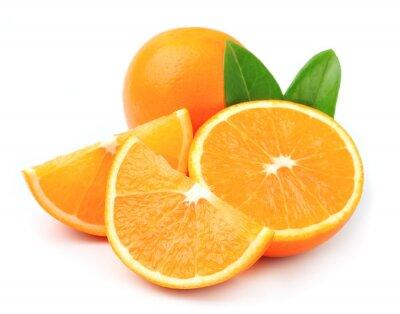 Plakát Sladké oranžové plody