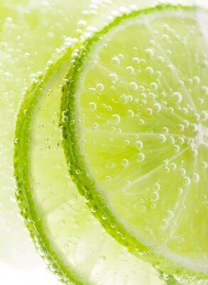 Plakát Souvislosti s ovocem vápna