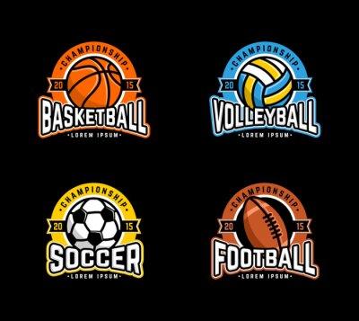 Plakát Sportovní Badge