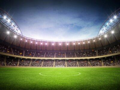 Plakát Stadium noc