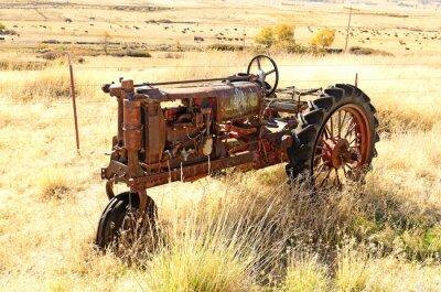 Plakát Staré Traktor