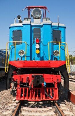 Plakát Starý vlak