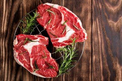 Plakát steak