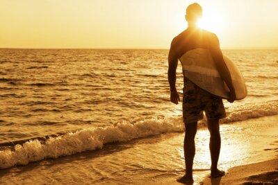 Plakát Surfing, Australia, Surfboard.