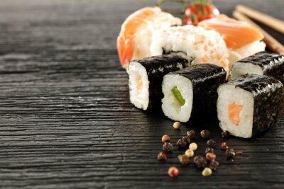 Plakát sushi