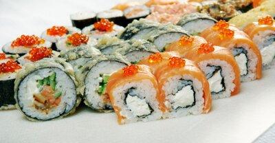 Plakát Sushi Roll.