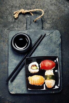 Plakát Sushi set