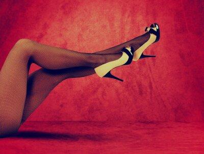 Plakát Svůdné nohy