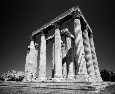 Plakát Temple Of Zeus