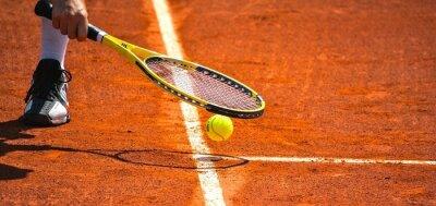 Plakát Tenis
