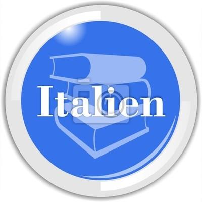 Tlačítko itálie