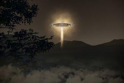 Plakát UFO