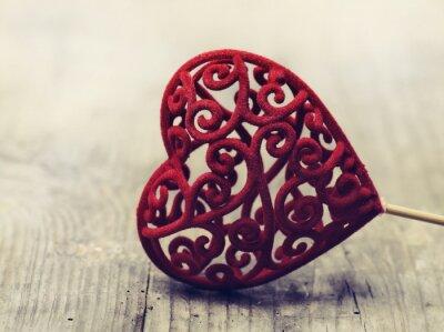 Plakát Valentine karty