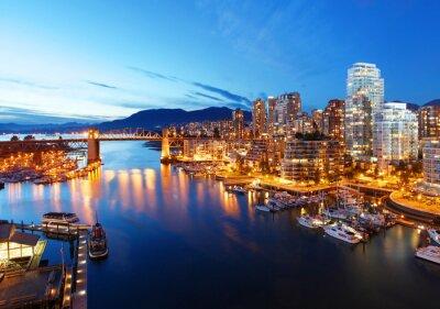 Plakát Vancouver in Canada