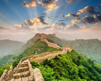 Plakát Velká čínská zeď