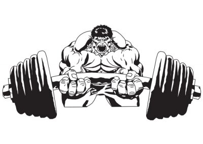 Plakát Velká hmotnost