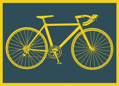 Plakát Vélo de kurz pop