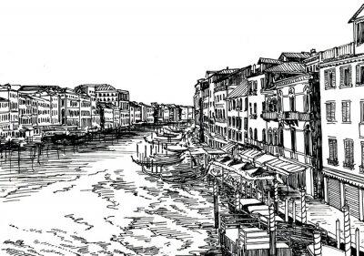 Plakát Venice B