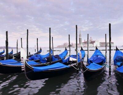 Plakát Venice pohlednice