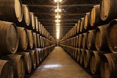 Plakát Vinný sklep, Porto