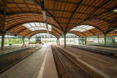 Plakát Vlakové nádraží Wrocław