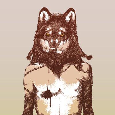 Plakát Vlkodlak