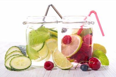 Plakát voda detox