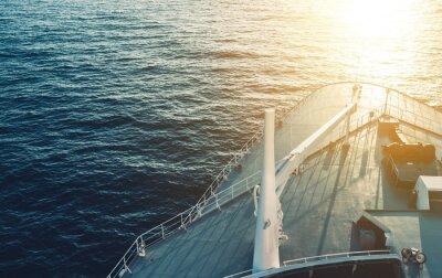 Plakát Výletní loď Bow