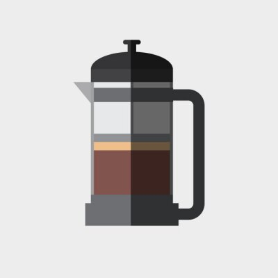 Plakát výprava ikonu Coffee