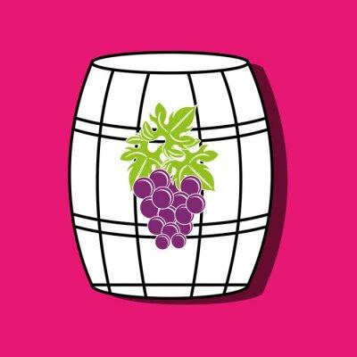 Plakát výprava ikonu víno