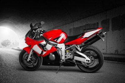 Plakát Top Speed (červená)