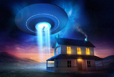 Plakát Z vesmíru