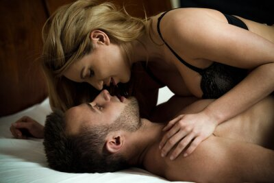 Plakát Žena svádí muž